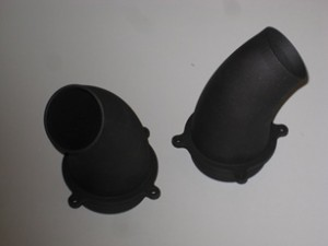 PARTS FOR BRAKE COOLING PRODUCED